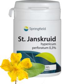 Springfield Sint Janskruid 500 mg 60 vcaps