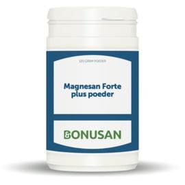 Bonusan Magnesan Forte plus poeder 120/240 gram (0734/0785)