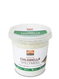 Mattisson Healthcare - Absolute Chlorella (Nederlands) Speltmeel Brood