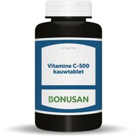 Bonusan Vitamine C 500 mg (0946) 60 stuks