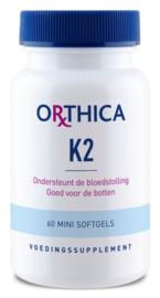 Orthica Vitamine K2 45 mcg 60 capsules