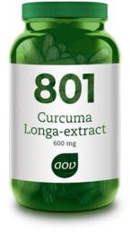 AOV 801 Curcuma Longa-extract 60 Capsules