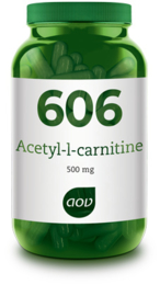 AOV 606 Acetyl-l-carnitine (500 mg) 90 vcaps