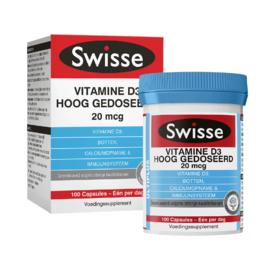 Swisse Ultiplus Vitamine D3