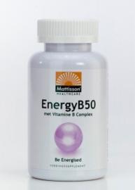 Mattisson Healthcare - Energy B-50