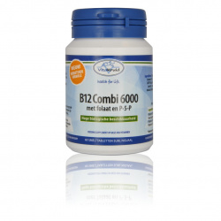 Vitakruid B12 Combi 6000 met folaat en P5P