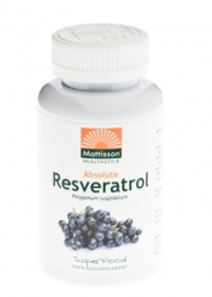 Mattisson Healthcare - Absolute Resveratrol
