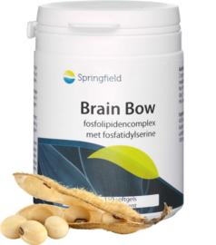 Springfield Brain Bow fosfolipidencomplex met fosfatidylserine 60/150 softgels