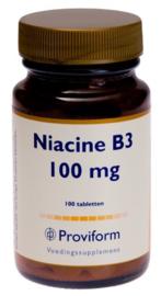 Proviform vitamine B3 Niacine