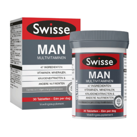 Swisse Ultivite Man Multivitaminen