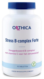 Orthica Stress B-complex Forte 90 Tabletten