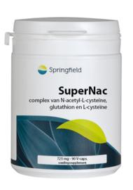 Springfield SuperNAC Glutathion complex