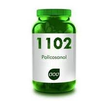 AOV 1102 Policosanol 20 mg 60 capsules