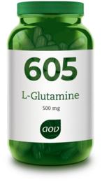 AOV 605 L-Glutamine (500 mg) 90 vcaps