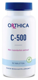 Orthica Vitamine C-500 90 Tabletten