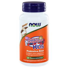 Now BerryDophilus™ KIDS Probiotica Kind
