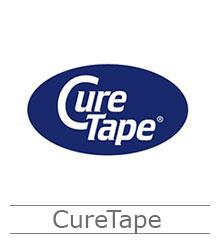 Cure tape - Blauw 5 x 5 m
