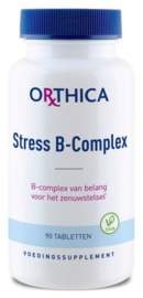 Orthica Stress B-complex 90/180 Tabletten