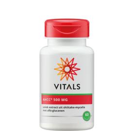 Vitals AHCC® 500 MG 60/180 CAPSULES
