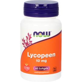 NOW Lycopeen 10 mg 60 Softgels