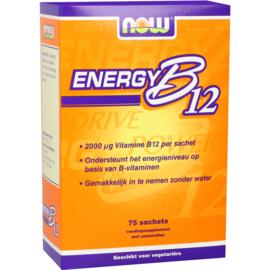NOW Energy B12 2000 mcg 75 sachets