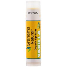 Grahams Organic Lip Balm Vanilla