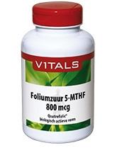 Vitals Foliumzuur 5-MTHF