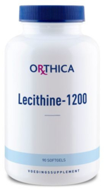 Orthica Lecithine -1200 mg 90 softgels