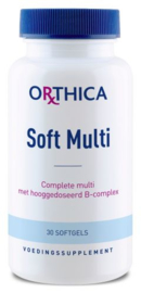 Orthica Soft Multi 30/60/120 softgels