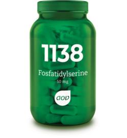 AOV 1138 Fosfatidylserine 50 MG 60 Capsules