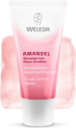 Weleda Amandel Verzachtende Gezichtscrème Light
