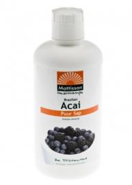 Mattisson Healthcare - Acai Juice - Puur