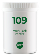 AOV 109 Multi Basis poeder 250 Gram