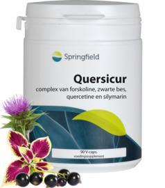 Springfield Quersicur fytocapsules 90 vcaps