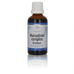 Vitakruid Mariadistel Complex tinctuur 50ml