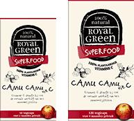 Frenchtop Royal Green Camu Camu