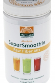 Mattisson Healthcare - Absolute Supersmoothie Fiber Bio