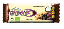 Organic Food Bar Chocolate Coconut