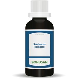 Bonusan Sambucus complex tinctuur