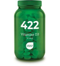 AOV 422 Vitamine D3 120 Tabletten