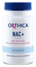 Orthica NAC plus 30 capsules