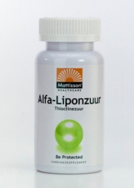 Mattisson Healthcare - Alfa Liponzuur