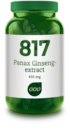 AOV 817 Panax Ginseng-extract (450 mg) 60 vcaps