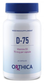 Orthica vitamine d75