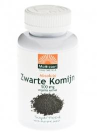 Mattisson Healthcare - Absolute Zwarte Komijn
