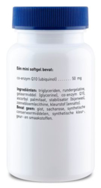 Orthica Ubiquinol-50 30 softgels
