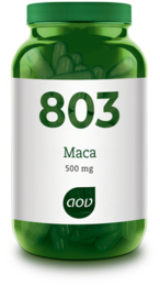 AOV 803 Maca 60 Capsules