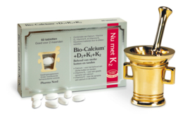 Pharma Nord Bio-Calcium+D3+K1+K2 60 Tabletten