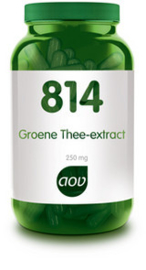 AOV 814 Groene thee-extract Fytotherapeutica