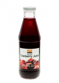 Mattisson Healthcare - Absolute Cranberry Juice gezoet